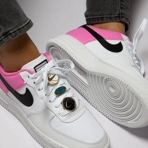 Nike Air Force 1 pink Size 9.5